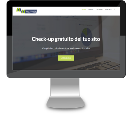 Check-up gratuito del tuo sito